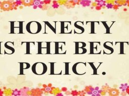 honesy is the best policy odia essay